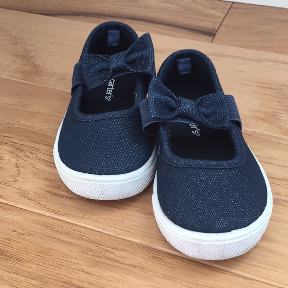 navy blue shoes girls